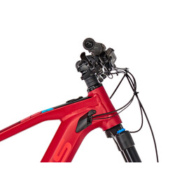 FOCUS Sam² 6.8 E-MTB Full Suspension red